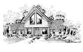 Plan Number 91070 - 1804 Square Feet