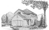 Plan Number 91085 - 1427 Square Feet