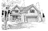 Plan Number 91086 - 1529 Square Feet