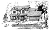 Plan Number 91092 - 1932 Square Feet
