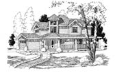 Plan Number 91093 - 1646 Square Feet
