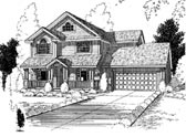 Plan Number 91096 - 1932 Square Feet