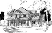 Plan Number 91099 - 2340 Square Feet