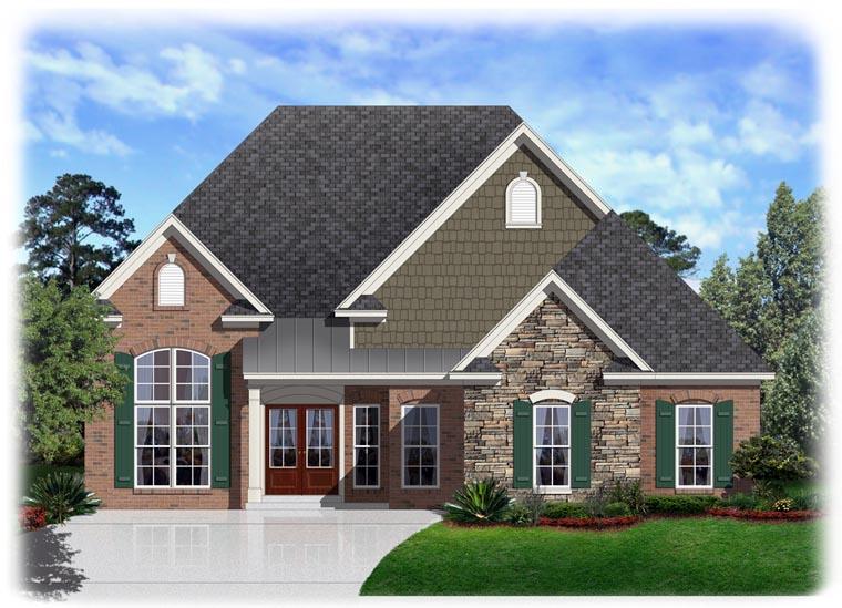 House Plan 91101