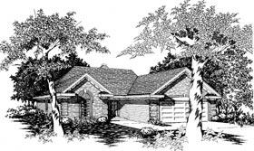 House Plan 91107
