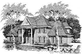 House Plan 91110