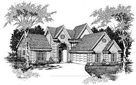House Plan 91111