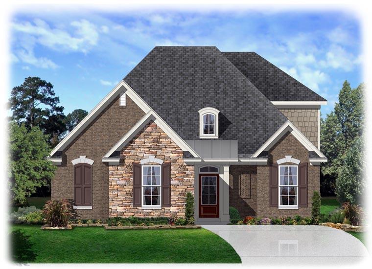 House Plan 91118
