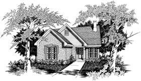 House Plan 91120
