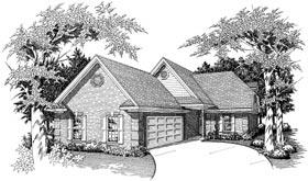 House Plan 91121
