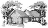 Plan Number 91121 - 2038 Square Feet