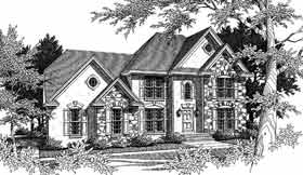 Plan Number 91124 - 1874 Square Feet
