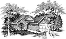 House Plan 91125