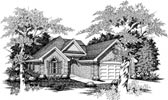 Plan Number 91125 - 1995 Square Feet