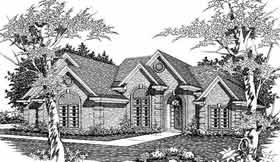 House Plan 91129