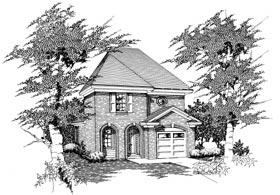 House Plan 91146