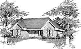 House Plan 91148
