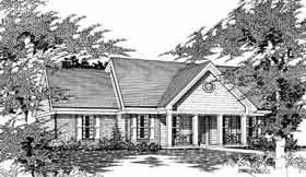 House Plan 91149