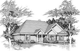 House Plan 91151