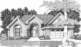 Plan Number 91157 - 1862 Square Feet
