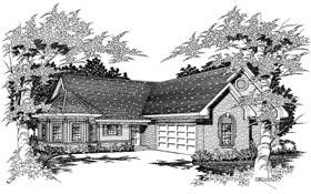 House Plan 91162
