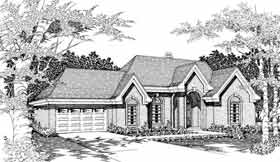 House Plan 91163