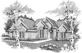 House Plan 91164