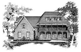 House Plan 91166