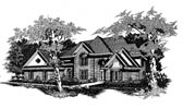 Plan Number 91170 - 4637 Square Feet