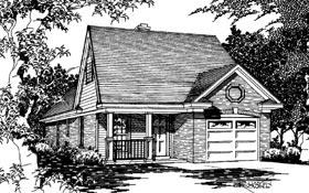 House Plan 91171