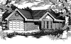 House Plan 91172
