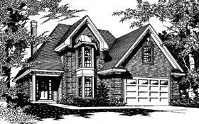 House Plan 91174
