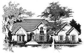 House Plan 91180