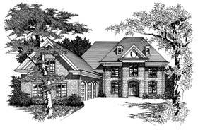 House Plan 91182