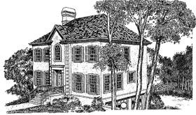 House Plan 91222