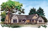 Plan Number 91238 - 1842 Square Feet