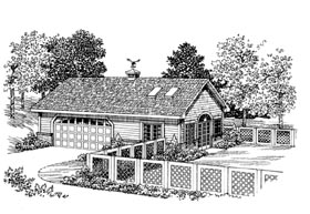 Plan Number 91252 - 0 Square Feet