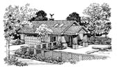 Plan Number 91256 - 321 Square Feet