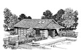Plan Number 91257 - 321 Square Feet