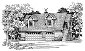 Plan Number 91267 - 690 Square Feet
