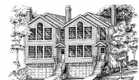 Multi-Family Plan 91323