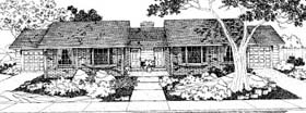Plan Number 91333 - 1828 Square Feet