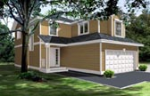 Plan Number 91603 - 1662 Square Feet