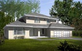 Plan Number 91610 - 2515 Square Feet