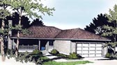 Plan Number 91611 - 1522 Square Feet
