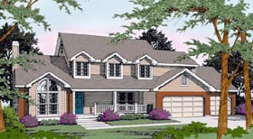 House Plan 91626