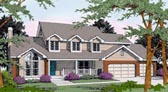 Plan Number 91626 - 2646 Square Feet