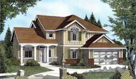 House Plan 91630