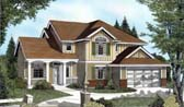 Plan Number 91630 - 2339 Square Feet