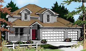 House Plan 91632